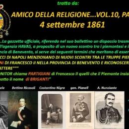 Amico Della Religione 4 settembre 1861