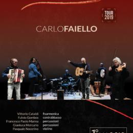 La Vecchia Ramiera Borbonica riapre a San Potito Ultra con Carlo Faiello