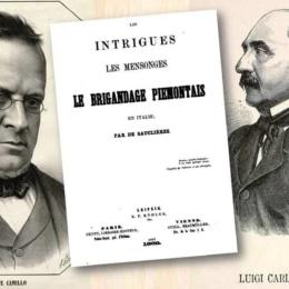 """31 agosto 1862: è pubblicato l'opuscolo """"Les intrigues – les mensonges – le brigandage piémontais en Italie"""""""