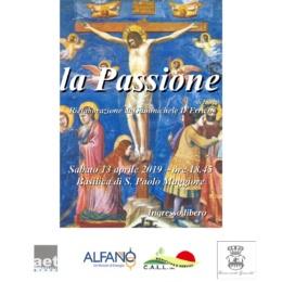 """TORNA """"LA PASSIONE"""", RAPPRESENTAZIONE SACRA A SAN GREGORIO ARMENO CON UNA LAUDA DUECENTESCA IN SAN PAOLO MAGGIORE"""