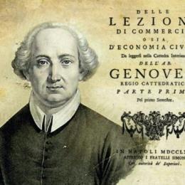 Genovesi e la prima cattedra di Economia al mondo