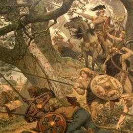 """La """"Germania"""" di Tacito e il mito della razza ariana"""
