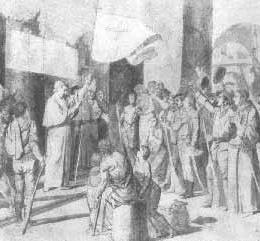 INVASIONE E LIBERAZIONE 1799