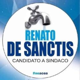 RENATO DE SANCTIS COMITATO NO ACEA CANDITATO A SINDACO DI CASSINO