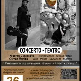 Sim ou não Concerto- Teatro  alla Domus Ars