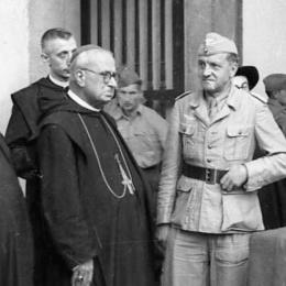 Il nazista che salvò i tesori dell'abbazia di Montecassino