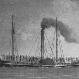 Storia: La massoneria inglese, la morte di Ippolito Nievo e la misteriosa scomparsa del piroscafo dove c'erano i soldi del Banco di Sicilia