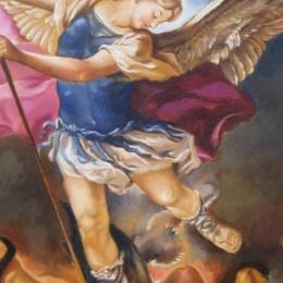 8 Maggio – Apparizione di San Michele Arcangelo