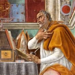Come avvenne la conversione di sant'Agostino