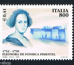 Eleonora Pimentel Fonseca, anniversari e celebrazioni