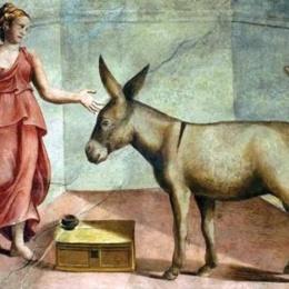 Quando l'asino era simbolo di conoscenza… del male