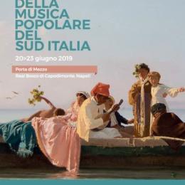 Festival della Musica Popolare del Sud Italia, già Regno, II edizione