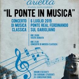 PONTE IN MUSICA CON GLI ARIELLA