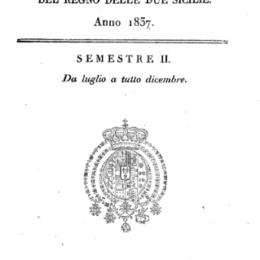 Quando i Borbone vietavano con un Decreto l'uso di veleni in agricoltura  – 1837