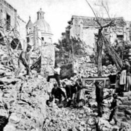 Terremoti e ricostruzioni d'altri tempi di Roberto Maria Selvaggi