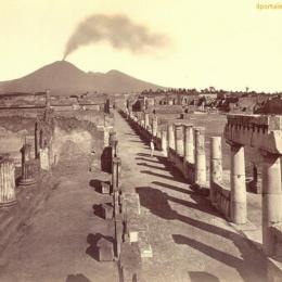 I più bei giorni di Pompei di Alfredo Saccoccio
