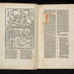 De Civitate Dei: Il Primo Libro Stampato In Italia È A Napoli