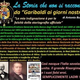 Carlo Bombrini nell'Unità d'Italia