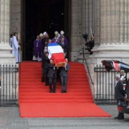 I singolari funerali di Chirac