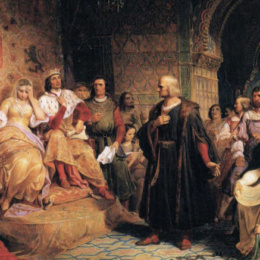 26 novembre: anniversario della morte della Regina Isabella di Castiglia