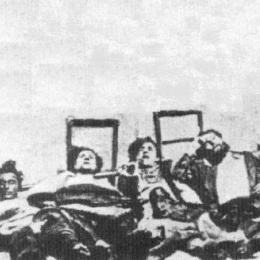 Elenco(parziale) degli insorgenti fucilati in terra di Capitanata