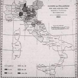 """Le """"Boje"""", la Scienza, la Pellagra e l'Emigrazione (in padania)"""