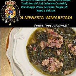 'A menesta 'mmaretata: la ricetta napoletana originale!