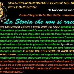 Sviluppo, modernità' e civiltà nel Regno delle due Sicilie