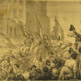 E così i generali felloni borbonici regalarono Messina a Garibaldi!