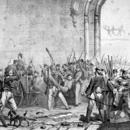 4 aprile del 1860: la rivolta della Gancia apre la porta a Garibaldi e ai picciotti della mafia