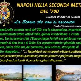 Napoli nella seconda metà del '700