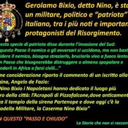 Vita temeraria di Nino Bixio