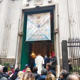 La Basilica del Gesù Vecchio,  Don Placido Baccher ed il Sabato Privilegiato