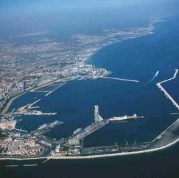 Il grandioso e modernissimo porto di Bari