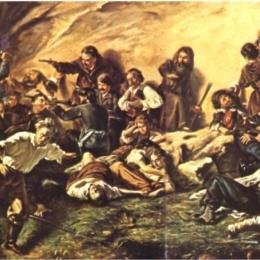 Accadde in Sicilia 158 anni fa: Angelina Romano, fucilata a 9 anni dagli sgherri dei Savoia