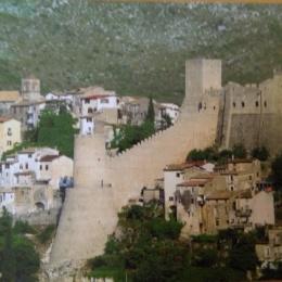 Il castello medioevale di Itri, simbolo della cittadina aurunca di Alfredo Saccoccio