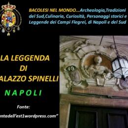 Palazzo Spinelli di Laurino a Napoli