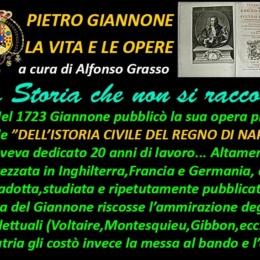 """Pietro Giannone """"La vita e le opere"""" a cura di Alfonso Grasso"""