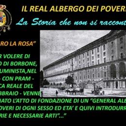 """""""Il Real Albergo dei Poveri"""" di Ciro La Rosa"""