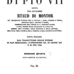Carbonari e Pio VII