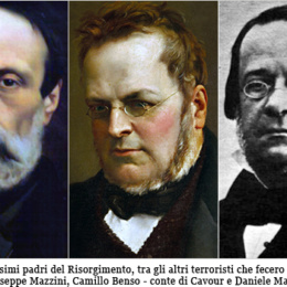 Inglesi, menzogne, massonerie: la vera storia dell'Unità d'Italia
