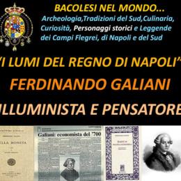 Ferdinando Galiani…………la vita e le opere
