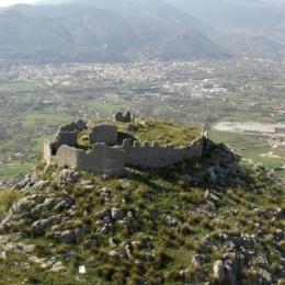 Cenni Storici Monte Trocchio a Cervaro