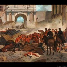 Garibaldi e i mille in Sicilia 6/ 27 Maggio 1860: i traditori borbonici consegnano Palermo agli inglesi (che la consegnano a Garibaldi)