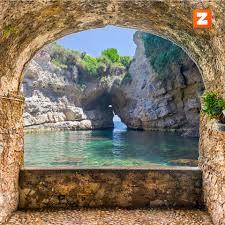 I Bagni della Regina Giovanna, una piscina naturale