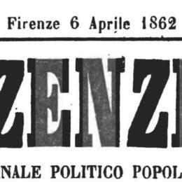 LO ZENZERO. N. 10 E N.20 MARZO E APRILE 1862