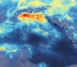 Coronavirus, smog e polveri sottili accelerano la diffusione del Covid-19: effetto boost in Pianura padana
