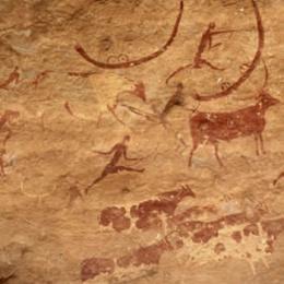 """L'uomo primitivo era tanto """"primitivo""""… da produrre arte"""