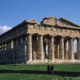 Paestum, antica Poseidonia greca, tappa del Grand Tour