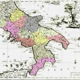 Caratteristiche della Nazione Napolitana